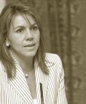 María Dolores de Cospeda. Fotografía de Telecinco.es