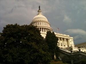 El Capitolio, Washington DC. Fotografía de Ángela Paloma Martín