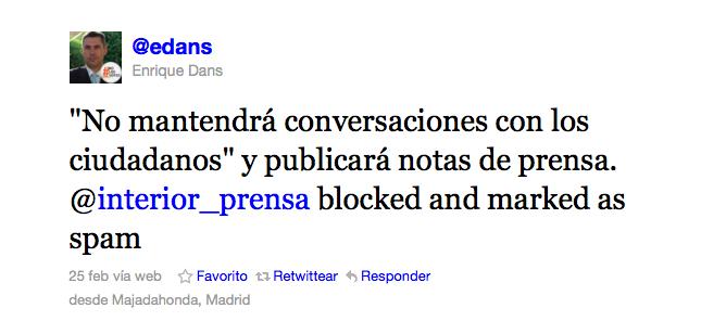 Tweet de @edans