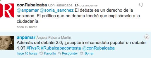 @conRubalcaba responde a las preguntas en Twitter