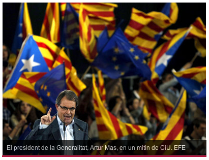 Artur Mas. Imagen publicada en Público.es
