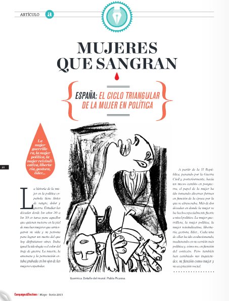 Edición Número 33 de la Revista Campaigns & Elections en Español (Mayo - Junio 2013)