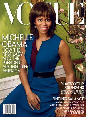 Imagen: Portada de la edición de abril de Vogue USA / VOGUE