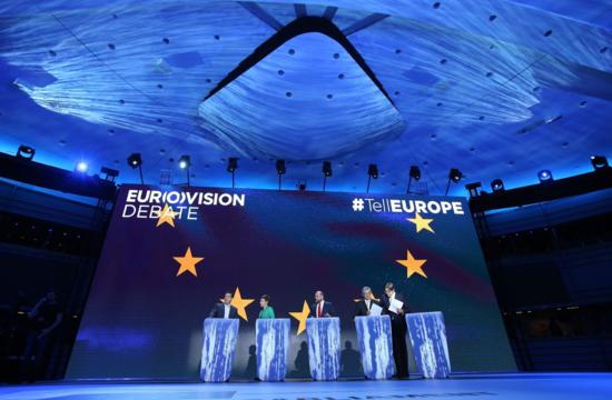 Inicio del debate en Bruselas, por OLIVIER HOSLET (EFE)