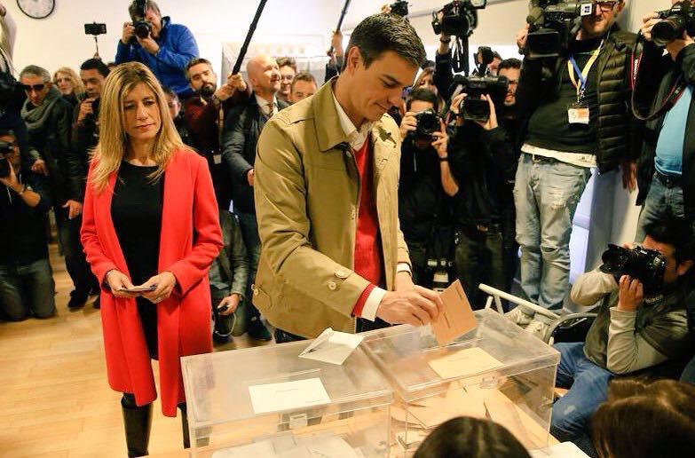 Facebook Pedro Sánchez