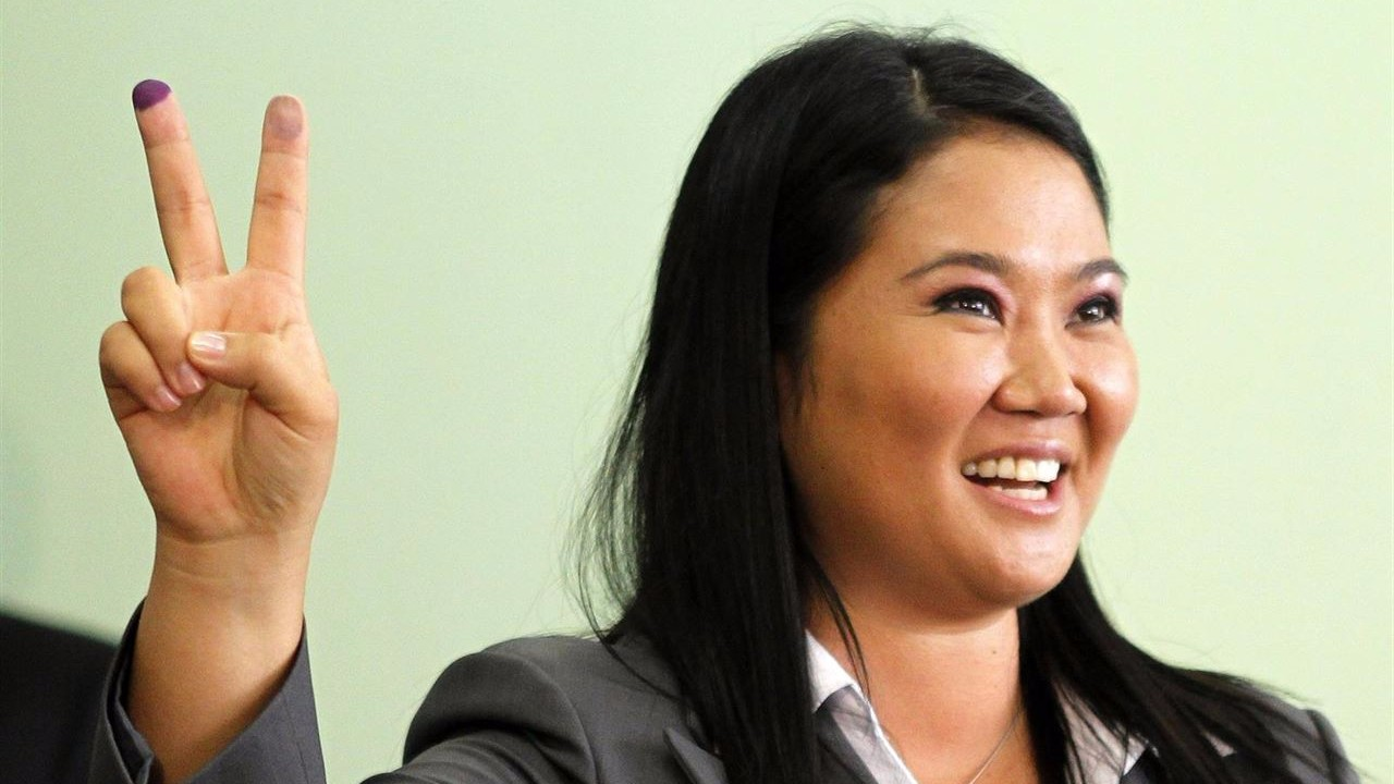 Keiko Fujimori. Fotografía de Europa Press publicada en BEZ
