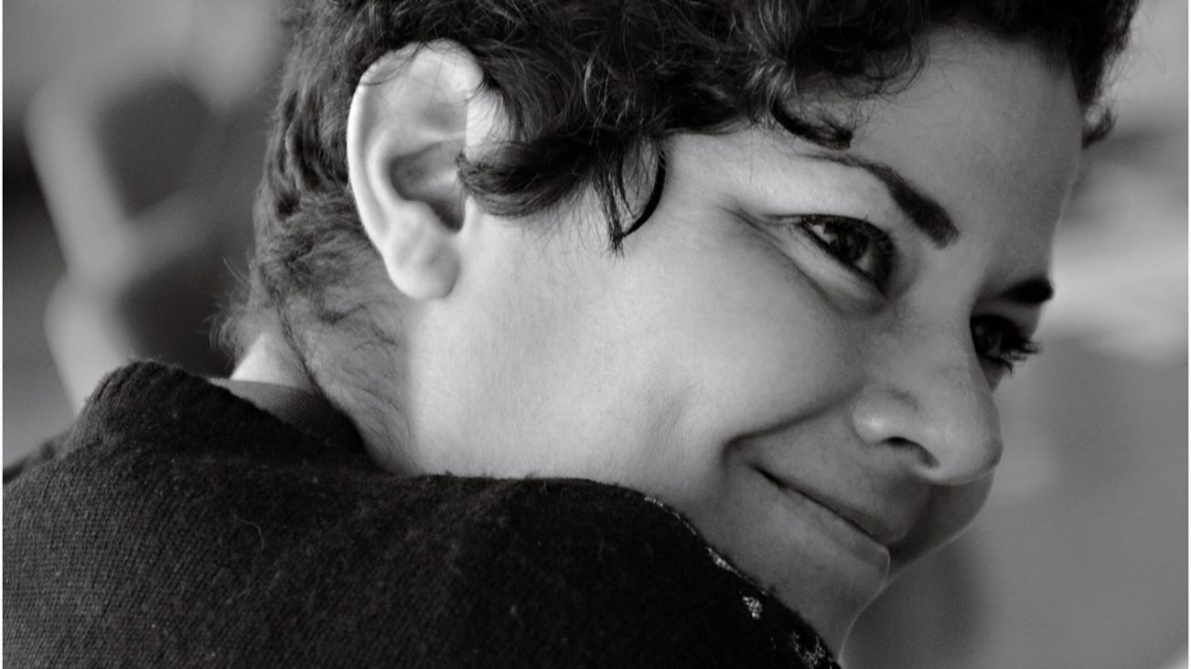 La escritora María Fernanda Ampuero. Fotografía de Mary F. King