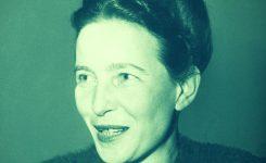 Manual de filosofía para candidatas: María Zambrano y Simone de Beauvoir